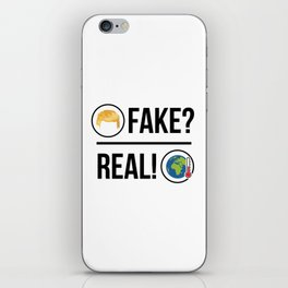 Global Warming is Real! iPhone Skin