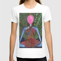 yoga T-shirts featuring yoga by mawilda