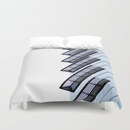 Conquer Your Thoughts Duvet Cover