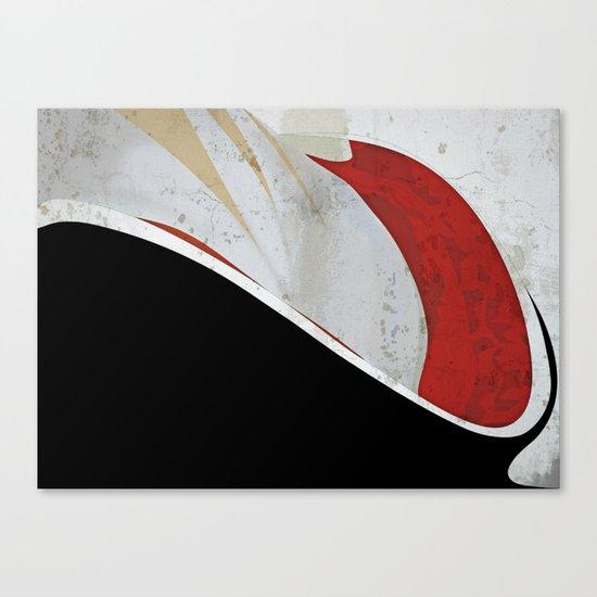 Backatcha Canvas Print