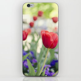 Welcome spring iPhone Skin