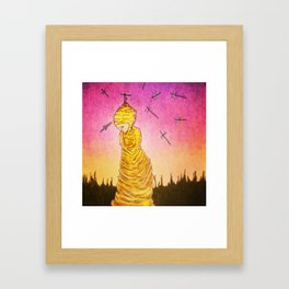 Sunrise Serenade Framed Art Print
