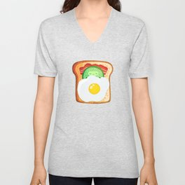 Good morning Unisex V-Neck