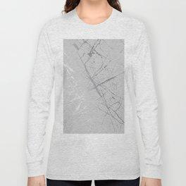 Silver Splatter 089 Long Sleeve T-shirt