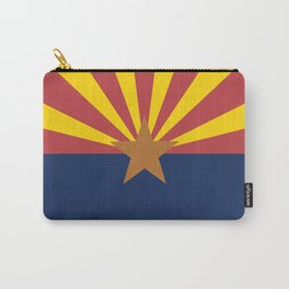 Flag of Arizona Carry-All Pouch
