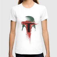 child T-shirts featuring Bounty Hunter by Victor Vercesi