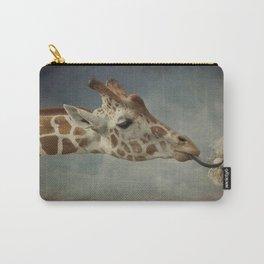 Cute baby Giraffe Carry-All Pouch