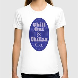 Chillout & Chillax Co. T-shirt