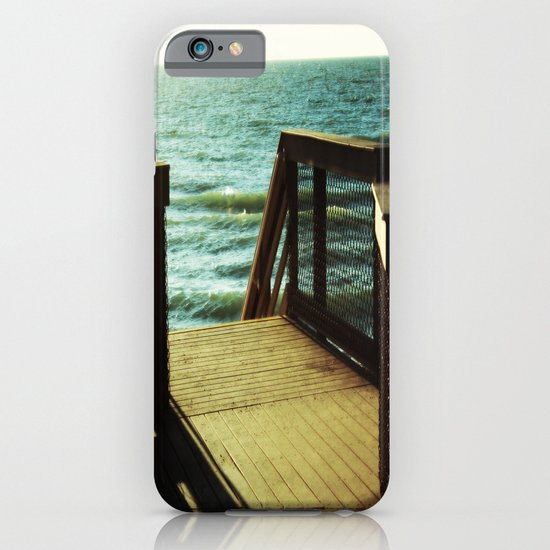 Seaside Dreaming iPhone & iPod Case