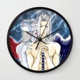 Sephiroth Jenova Wall Clock