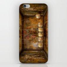 Zeituhr ! iPhone Skin