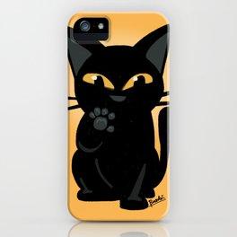Wait please iPhone Case