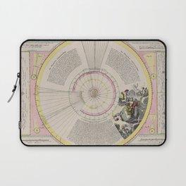 Doppelmayr and Homann - Copernicus' Model of the Solar System 1708 Laptop Sleeve