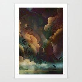 The Great Prince Art Print