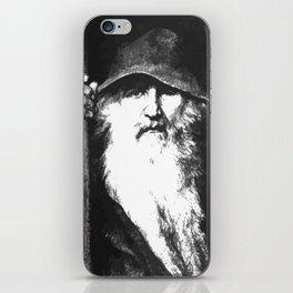 Scandinavian Mythology the Ancient God Odin iPhone Skin
