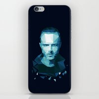 jesse pinkman iPhone & iPod Skins featuring Jesse Pinkman by Dr.Söd
