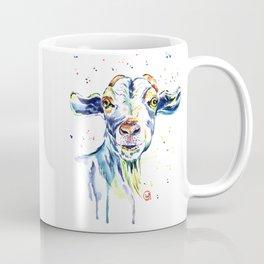The Happy Goat Coffee Mug