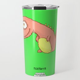 Pickleflurrrm Travel Mug