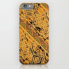 African Diamonds. Slim Case iPhone 6s