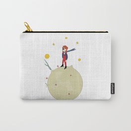 David Bowie as The Little Prince Carry-All Pouch