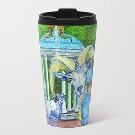Locals Only  - Chapel Hill, NC Travel Mug