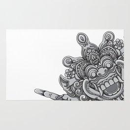 Happy Devil Rug