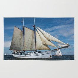 Flying Dutchman 1 Rug