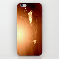 shinee iPhone & iPod Skins featuring Taemin - SHINee Art Photoshoot by Layla Who