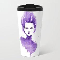 Purple Water Faery Travel Mug