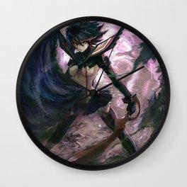 Kill La Kill - Ryuko Matoi Wall Clock