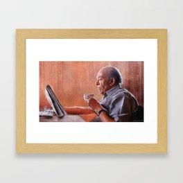 Don Hector Salamanca - Better Call Saul Framed Art Print