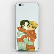 Simon & Kieran (In the Flesh) iPhone & iPod Skin