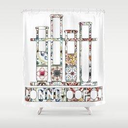 Boho Laboratories Shower Curtain