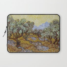 Olive Trees Laptop Sleeve