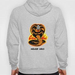 Cobra Kai - Never Dies - Karate Kid Hoody