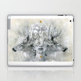 Compassion (Blessed Are The Meek) Laptop & iPad Skin