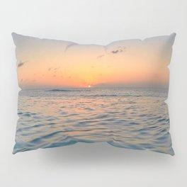 Sunset Ocean Pillow Sham