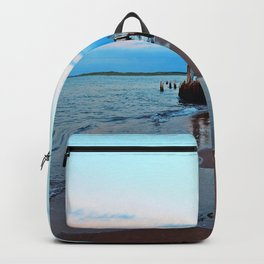 Relics by the Sea Backpack
