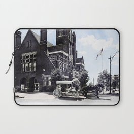 Historic Bardstown Carriage Laptop Sleeve