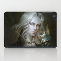 castlevania iPad Cases featuring Alucard. Castlevania Symphony of the Night by Nell Fallcard