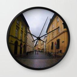 Poland 2 Wall Clock