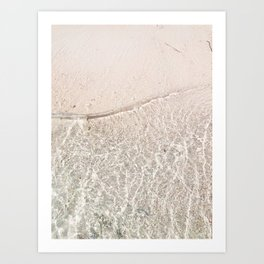 I Can Sea Clearly Now Art Print