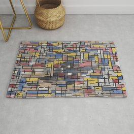 Deconstructed Bruce Rug