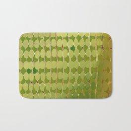 Aligator Skin Bath Mat