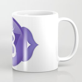 Third Eye Chakra Symbol Coffee Mug
