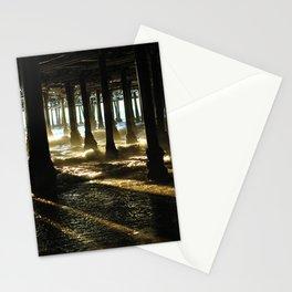 Santa Monica Sunset Stationery Cards