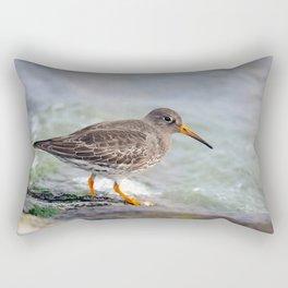 Sea Bird Rectangular Pillow