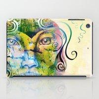 fairy tale iPad Cases featuring Fairy Tale by Irmak Akcadogan
