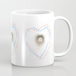 Pastel hearts Coffee Mug