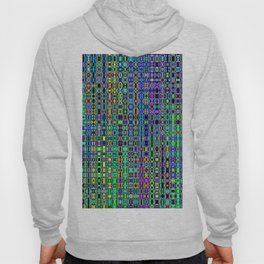 Colour Through Pattern Psychedelic  Hoody
